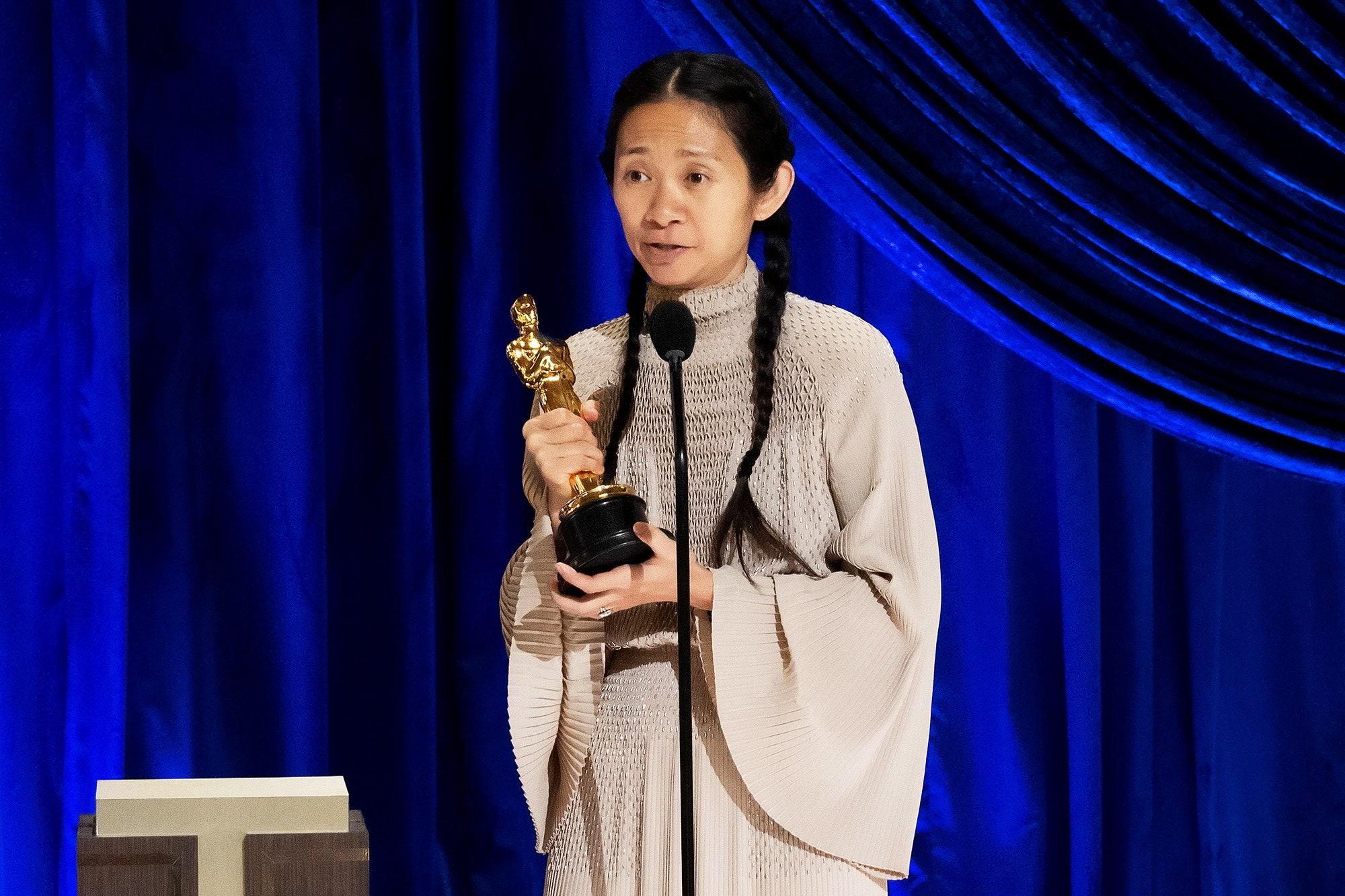 Oscars: Los 8 mejores momentos de una ceremonia íntima, histórica y con un final sorprendente