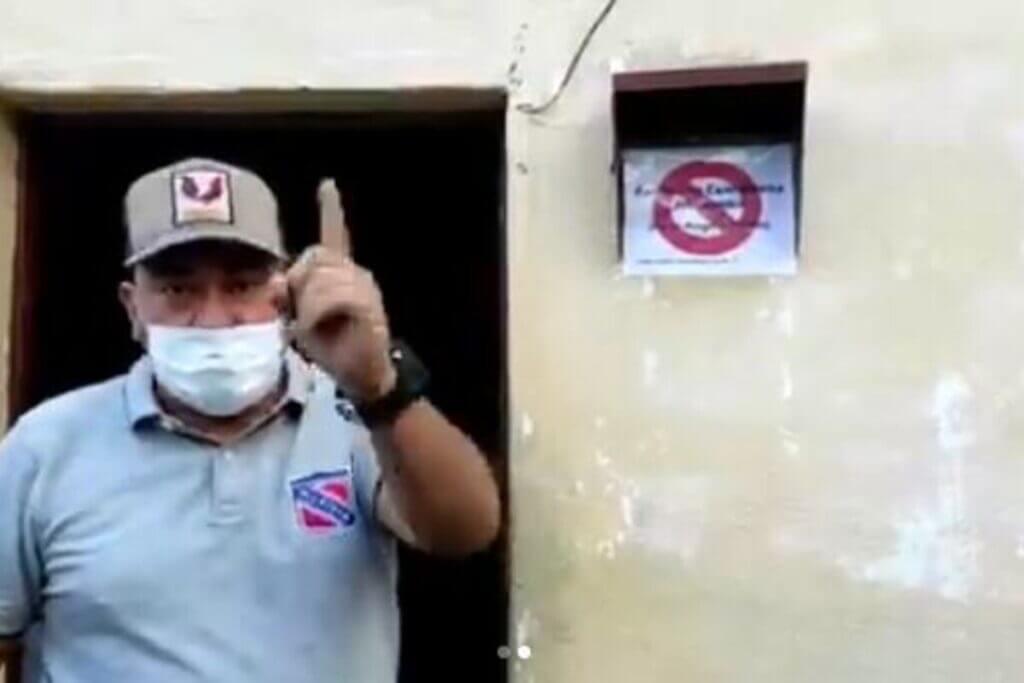 Coronavirus: Fiscalía venezolana abre proceso penal a alcalde que marcó casas de enfermos de COVID; Bolsonaro descarta confinamiento en Brasil