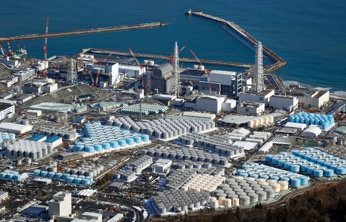 Japón anuncia que verterá las aguas radiactivas de Fukushima en el océano Pacífico