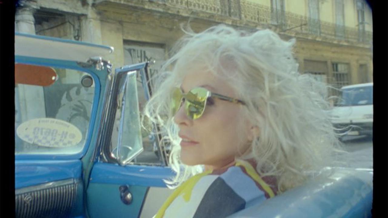 Blondie estrenará un nuevo documental sobre su viaje a Cuba en 2019