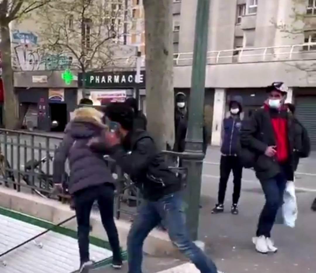 Francia: Expulsan a hombre español que empujó a una mujer por las escaleras del Metro de París