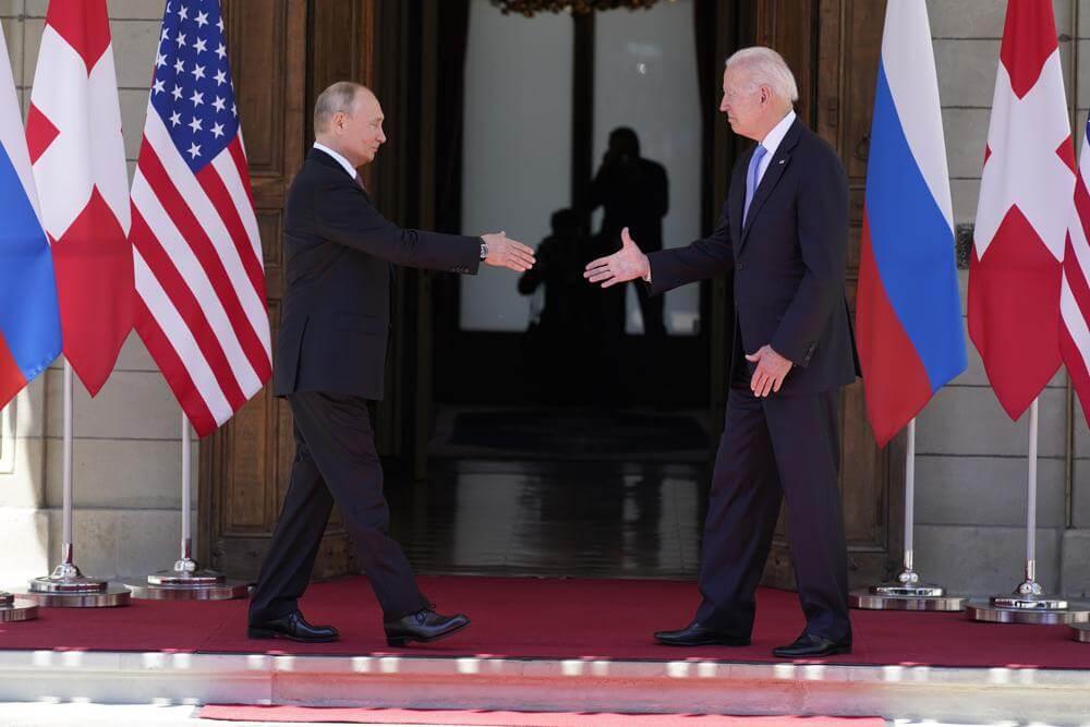 Las 5 claves del encuentro entre Joe Biden y Vladimir Putin
