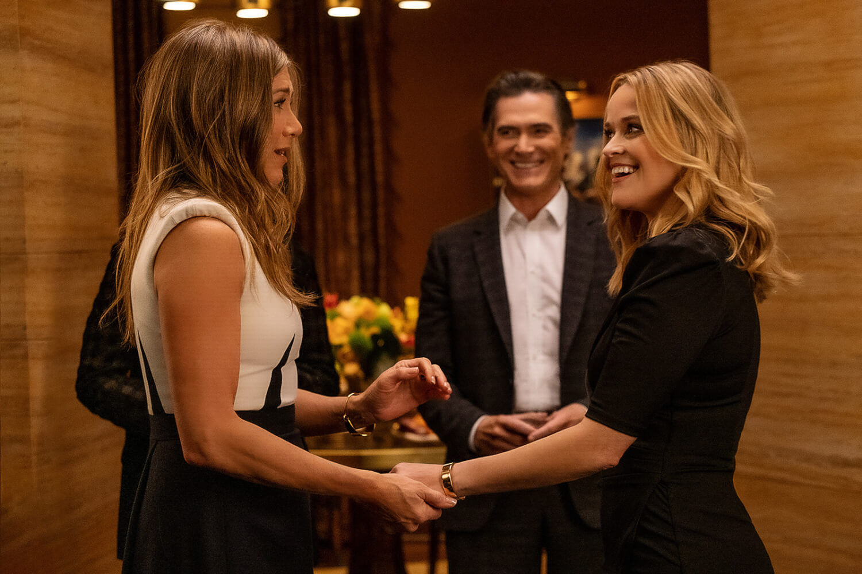 """""""The Morning Show"""": Jennifer Aniston y Reese Witherspoon nos traen más drama y caos en su segunda temporada"""
