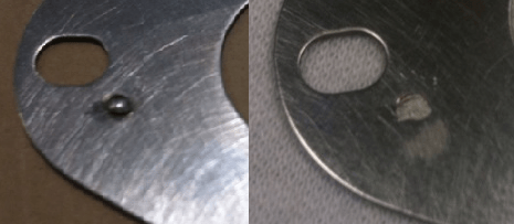 Silver Bearing Solder Paste Used with Stainless Steel
