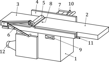 ISO 19085-7:2019(fr), Machines à bois ? Sécurité ? Partie