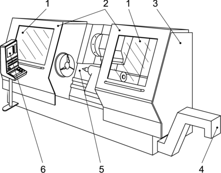 ISO 23125:2015(en), Machine tools ? Safety ? Turning machines