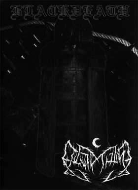 "08BLACKDEATH /LEVIATHAN ""split"""