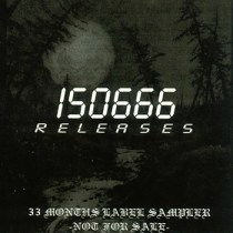 ISO666 Releases  33 Months Label Sampler  666-2003
