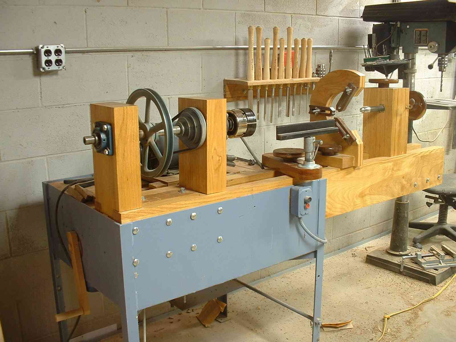 Serious Toolworks Wood Lathes