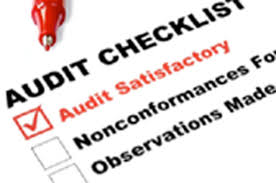 Our consultants perform internal audits for California businesses.