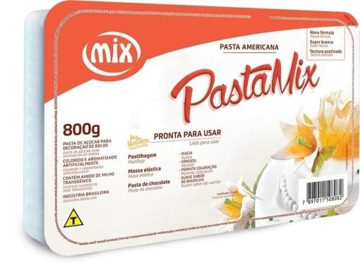 Pasta americana 800g unid - Mix