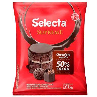 Chocolate Em Pó 50% 1,01kg - Selecta