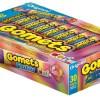 Bala de Goma Gomets Tubo Frutas 960g contendo 30 unidades de 32g - Dori