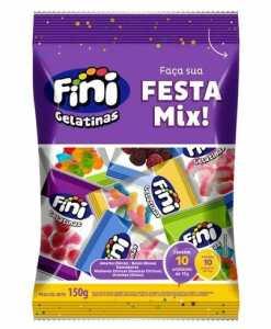 Faça Festa Mix com 10 unidades de 15g cada - Fini