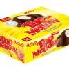 Top Mellow Chocolate Display 102g contendo 6 unidades de 17g – Jazan