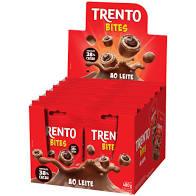 Trento Bites ao Leite com 16 unidades de 35g - Peccin