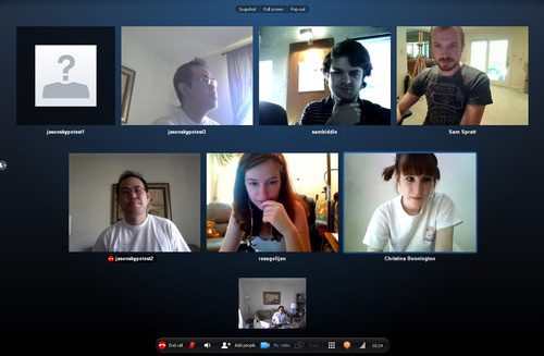 Skype 5 Beta Mac