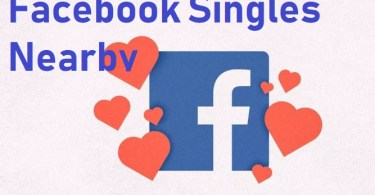 facebook singles nearby