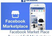 facebookmarket place App