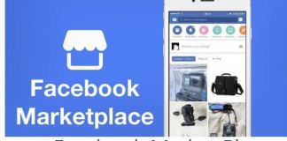 facebookmarket place App