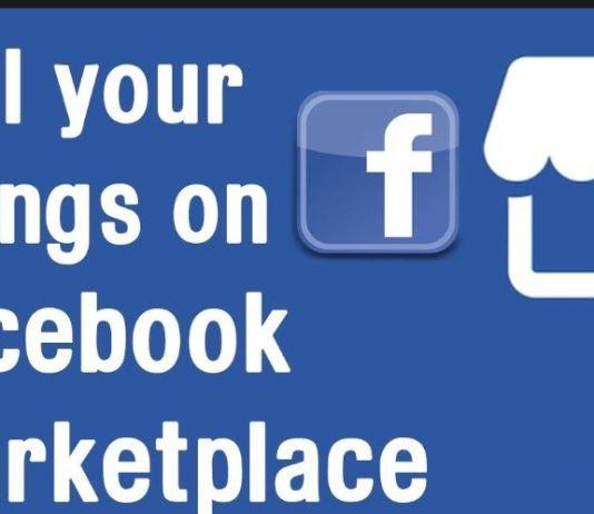 selling things on facebook