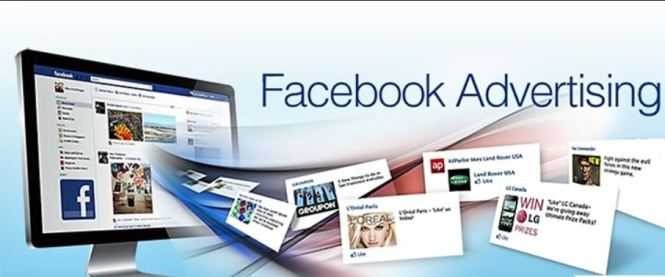 Facebook advertisement services
