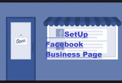 Facebook Business Page Create