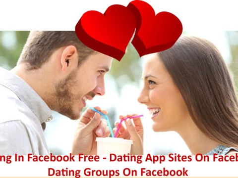 Dating In Facebook Free - Dating App Sites On Facebook - Dating Groups On Facebook