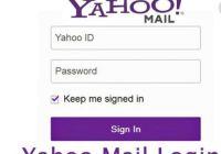 Yahoo Mail Login Inbox | Log in Ymail | Yahoo mail on Facebook
