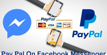 Pay Pal On Facebook Messenger - How Do I Use PayPal Payments On Facebook