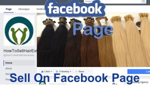 Sell On Facebook Page - How Do I Sell Things On My Facebook Page