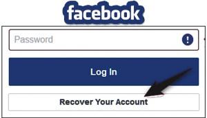 How to Retrieve Facebook Account - Recover Facebook Account