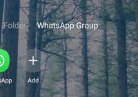 whatsapp group new update