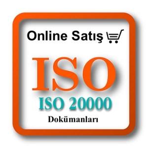 ISO 20000 HYS Dokümaları