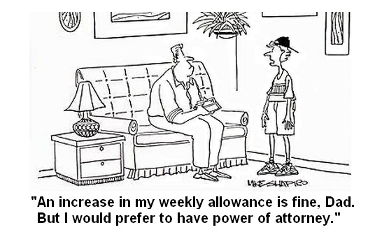 A manager or attorney can also see instantly onscreen any
