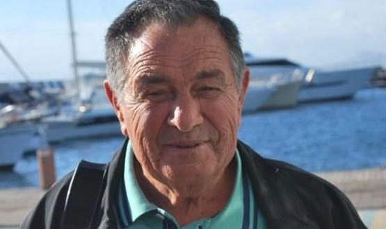 Il volto sorridente di Gianfranco Massidda. (foto F.Bruzzichini 16.06.2015)