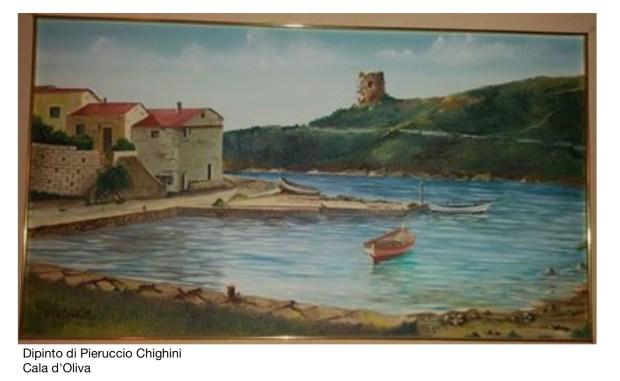 Dipinto di Pieruccio Chighini