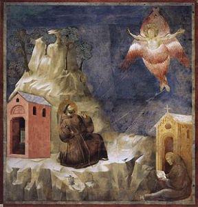Affresco Basilica Superiore di Assisi