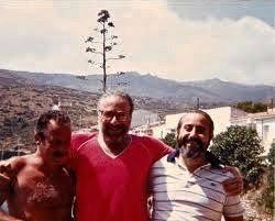 Paolo Borsellino, Claudio Lo Curto, Giovanni Falcone
