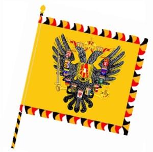 Bandiera dell'esercito imperiale