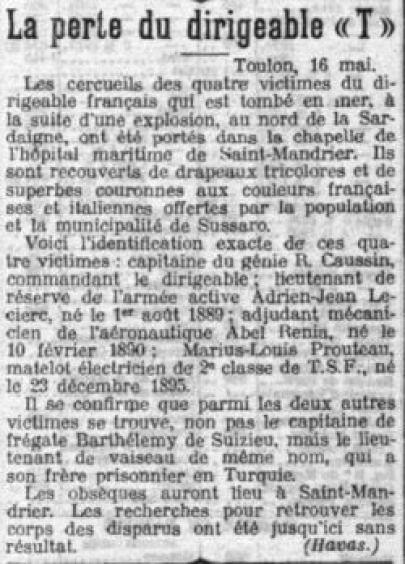 articolo di un quotidiano francese postato da Mauro Almaviva 21.9.2020