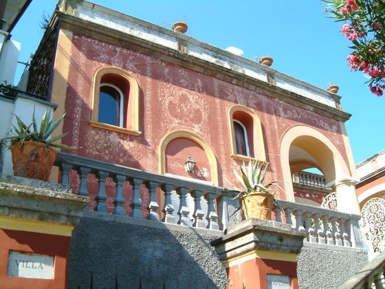 Foto Capri Architettura Caprese
