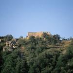 Ruderi del castello di Pagliara