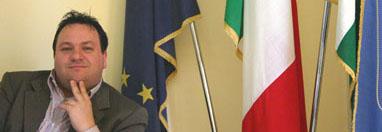 Alfredo Di Varano, vicesindaco con delega all'urbanistica