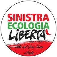Logo di Sinistra Ecologia e Libertà