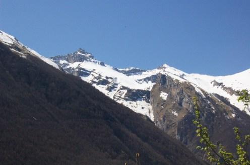 Pizzo di Santa Colomba e monte Informace