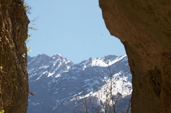 Il monte Camicia