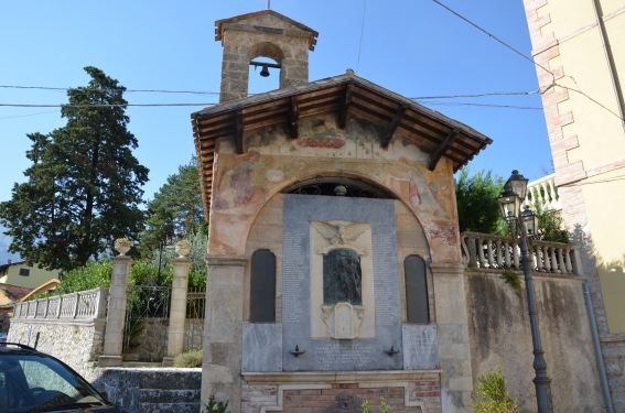 Cona di San Sebastiamo (Foto di Francesco Mosca)