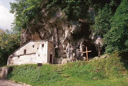 Romitorio e tomba di Fra' Nicola