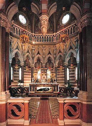 Cappella del Santo